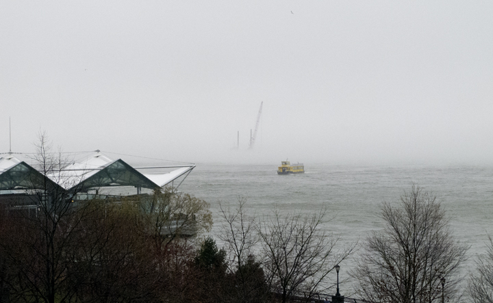 cranebarge
