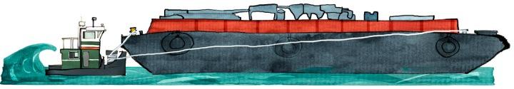 pushy&barge