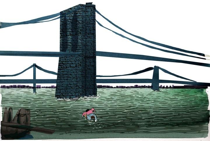 bridgeswim