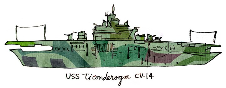 TiconderogaFlat