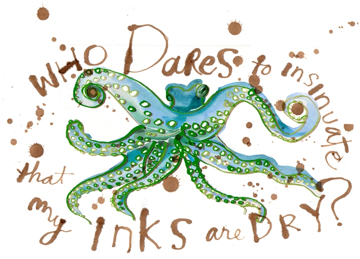 octopusBlueDare