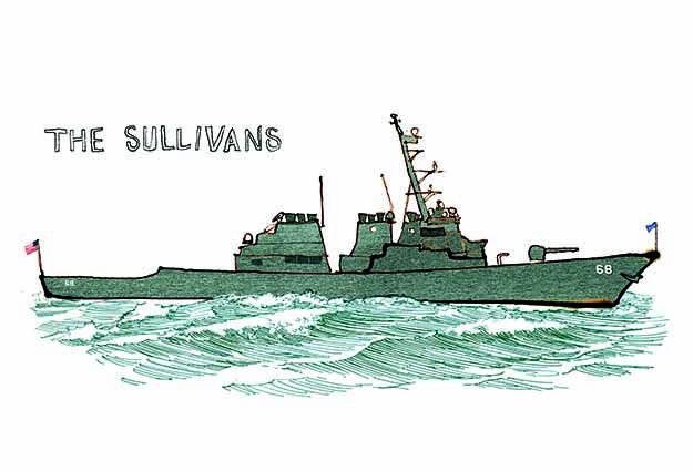 Sullivansfront